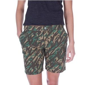 Patagonia Green Stretch All Wear Shorts